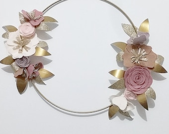 Crown of 12 flowers