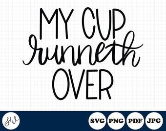 Food & Drinks SVG Files