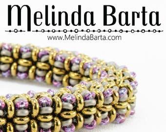 Demi Deluxe BEAD KIT + PATTERN by Melinda Barta