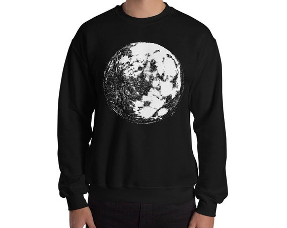 Moon Sweater - Full Moon Sweatshirt