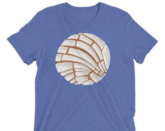 Pan Dulce Short sleeve t-shirt | Pan Dulce Shirt Concha Shirt Hispanic Gift Latinx Shirt Baking Bakery Baker Gift Bread Shirt Mexican Shirt