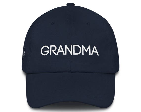 Grandma Dad Hat Mother's Day Gift