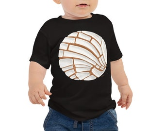 Pan Dulce Baby T-Shirt - Concha Baby Outfit
