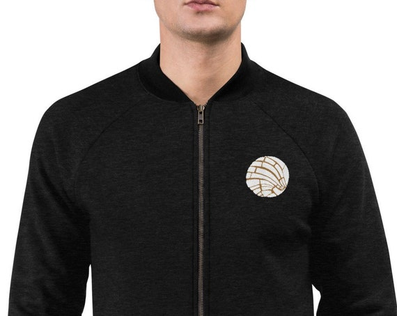 Pan Dulce Bomber Jacket - Mexican Gift