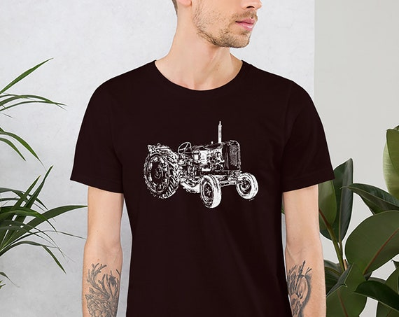 Tractor T-Shirt - Unisex