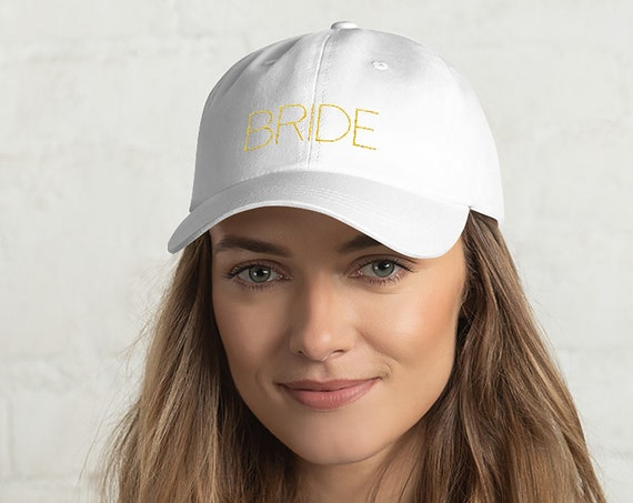 Bride Hat for Bachelorette Party Gift