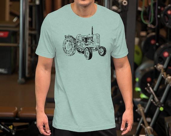 Tractor T-Shirt - Farmer Gift