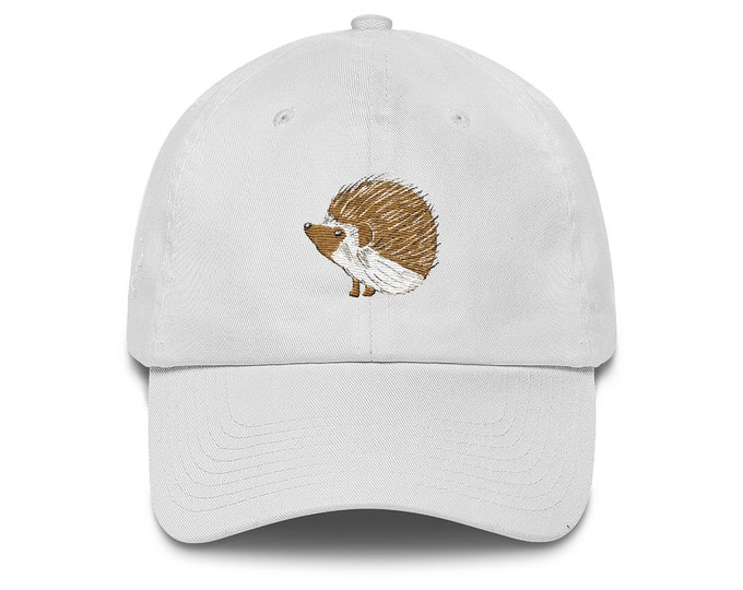 Hedgehog Dad Hat - Hedgehog Gift