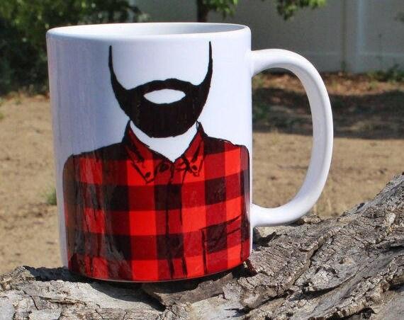 Lumberjack Coffee Mug | Christmas Gift for Dad | Dad's Birthday Gift