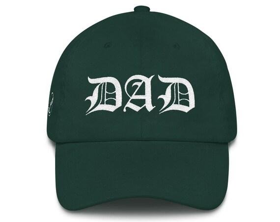 Dad Hat | DAD Cap | Dad Christmas Present | Dad Life Gift | Dad Life Hat | Dad Gift | Best Dad Father Christmas Gift | Dad Birthday Present