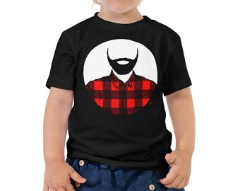 Lumberjack Toddler Short Sleeve Tee 2T-5T Lumberjack Shirt Lumberjack Toddler Shirt Dad Shirt Lumberjack Party Birthday Gift