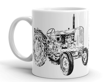 Tractor Coffee Mug   Farm Mug   Tractor Coffee Cup   Farm Life Coffee Mug   Farmer Coffee Mug   Farm House Style Kitchen   Coffee Life