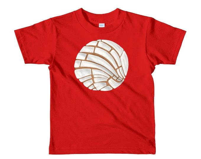 Pan Dulce Short sleeve kids t-shirt 2yrs-6yrs | Pan Dulce Shirt | Concha Shirt Hispanic Gift Latinx Shirt Baking Bakery Bread Shirt Mexican