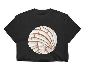 Pan Dulce Crop Top - Concha T-Shirt