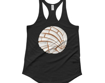 Pan Dulce Ladies' Shirttail Tank | Pan Dulce Shirt | Concha Shirt | Hispanic Gift | Latina Shirt Baking Bakery Bread Shirt Mexican Shirt