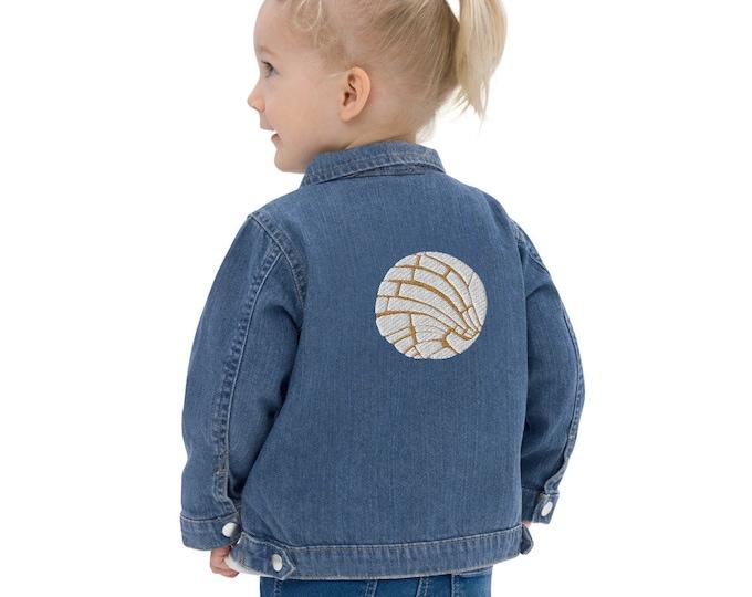 Featured listing image: Pan Dulce Baby Organic Denim Jacket