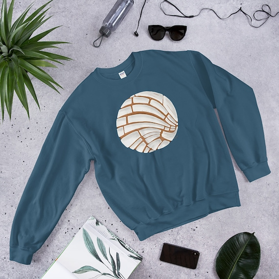 Pan Dulce Sweatshirt | Pan Dulce Sweater Concha Sweater Concha Sweatshirt Hispanic Latinx Sweater Concha Gift Mexican Gift Halloween Costume