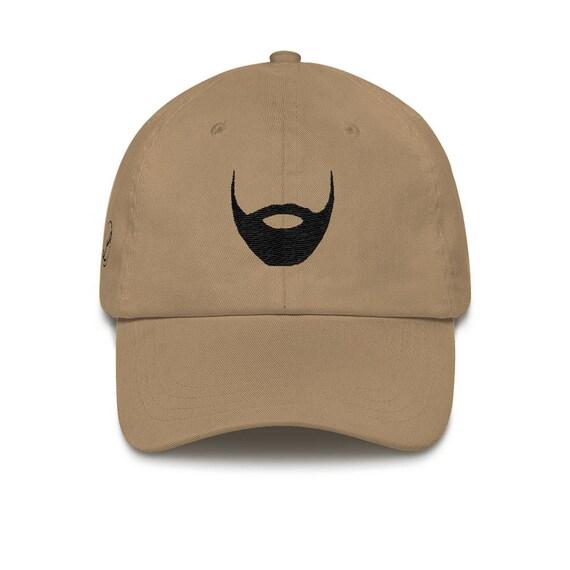 87b020a73fd Bearded Dad hat Beard Dad Cap Beard Hat Dad Gift