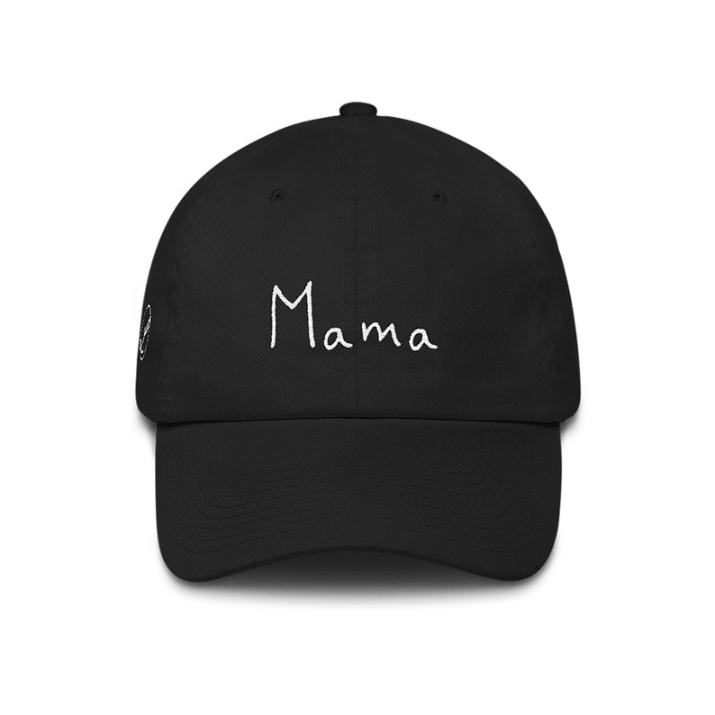 0bf6e1ae9c7 Mama Dad Hat Mama Cotton Cap Mama Hat Gift for Mom