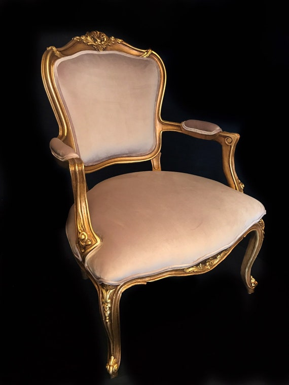 Peachy Classic Louis Xv Style Accent Chair Alphanode Cool Chair Designs And Ideas Alphanodeonline