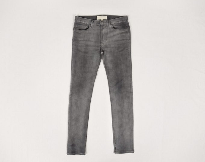 MARC by MARC JACOBS pre-owned men's grey stick fit jeans