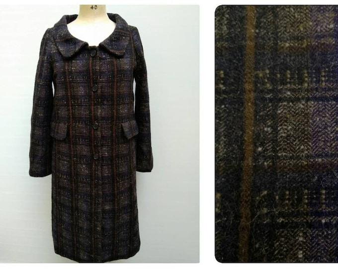 MARNI vintage tweed coat