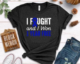 Colon Cancer Shirt Etsy