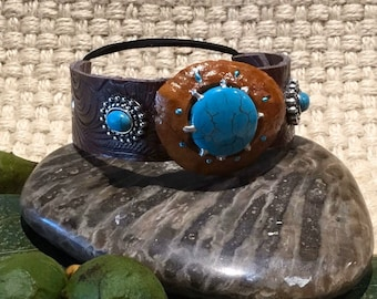 Avocado Bracelet - one of a kind