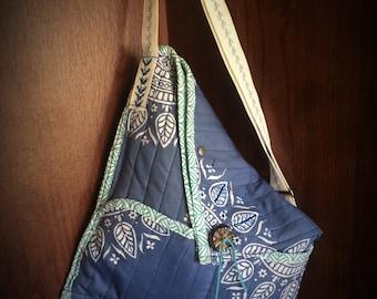 Crossbody Origami Handbag Purse-One of a kind
