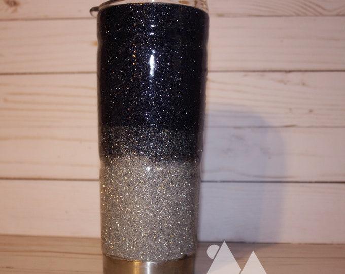 Glitter Ombre Tumbler
