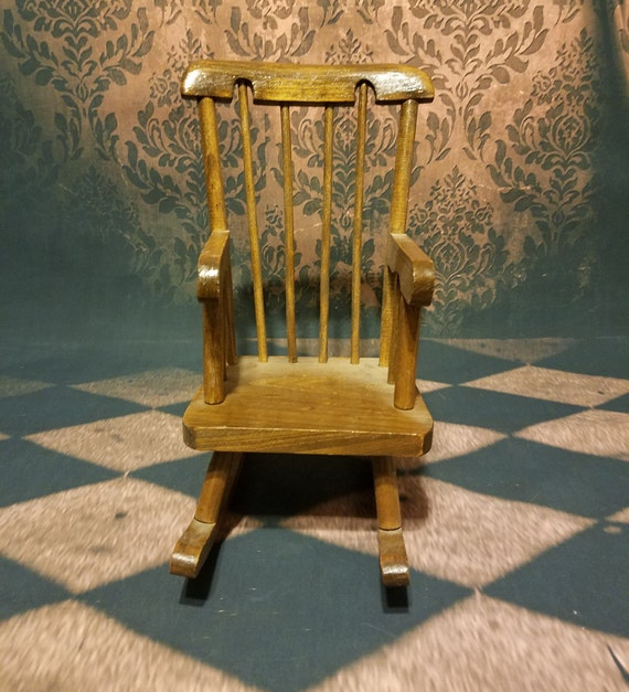Pleasant Vintage Doll Rocking Chair Haunted Doll Rocking Chair Ibusinesslaw Wood Chair Design Ideas Ibusinesslaworg