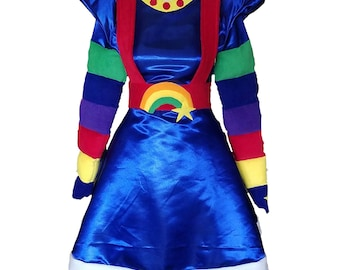 Rainbow Brite Costume  sc 1 st  Etsy : rainbow brite costume toddler  - Germanpascual.Com