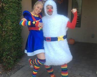 Twink Costume Rainbow Briteu0027s Sprite Sidekick  sc 1 st  Etsy & Rainbow brite costume | Etsy