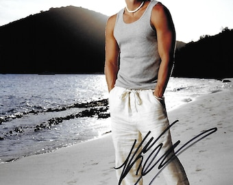 beb75f4c9178c8 Kenny Chesney Country Music Authentic Autographed 8x10 Photo
