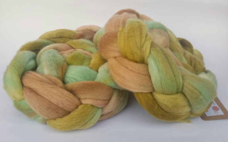 Ready to Spin 18.5 Micron 100/% Merino /'Chester/'