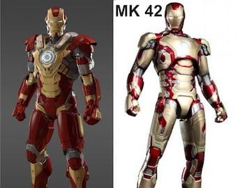 Dragon age inquisitor armor suit eva foam templates etsy eva foam pepakura patterns to build your own armor suit of iron man mk42 and mk17 maxwellsz