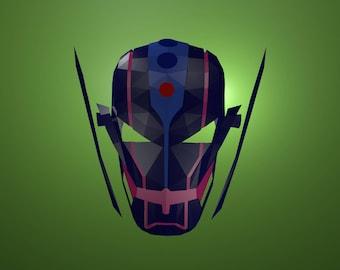Ultron sigma infinite helmet EVA Foam templates