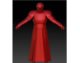 EVA Foam Elite Praetorian Guard wearable armor costume v2 PDF | Etsy