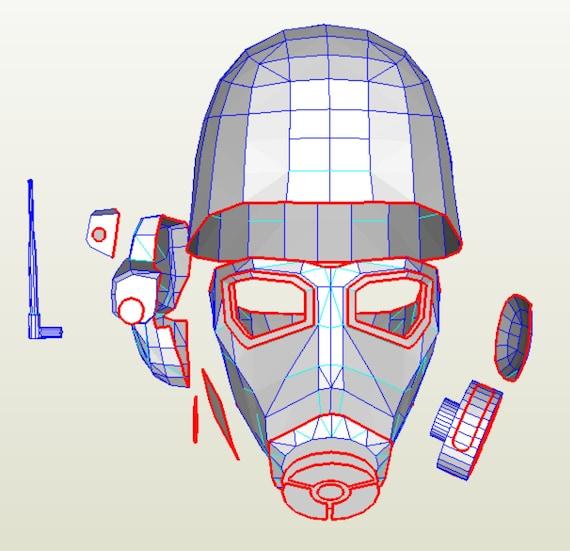 NCR Veteran Ranger armor foam templates