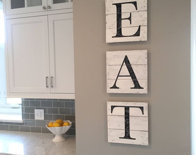 Featured listing image: EAT Letters