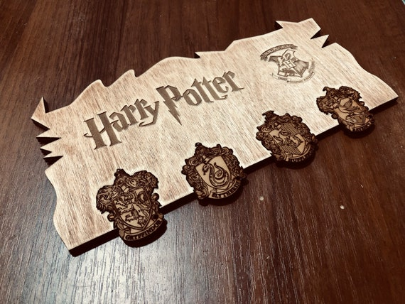 Alohomora Harry Potter Officiel Porte Tapis Maison Paillassons