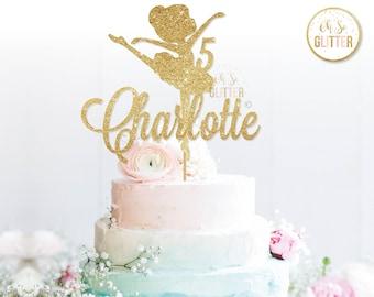 ballerina cake topper etsyballerina cake topper, ballerina topper, cupcake toppers, glitter cupcake topper, gold glitter cake topper,ballerina invite, ballerina party