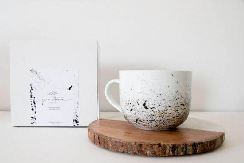 SplatterMinimalBig MugsLatte Unique HerPaint Ceramic Coffee For MugHand PaintedCeramicMug TlF13KJc