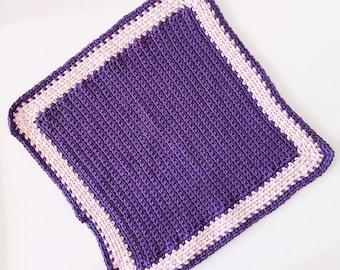 Washcloth pattern   crochet washcloth pattern   facecloth   crochet pattern   crochet dishcloth   dishcloth   moss stitch