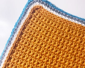 Washcloth pattern   crochet washcloth pattern   facecloth   crochet pattern   crochet dishcloth   dishcloth
