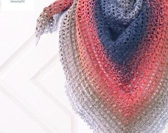 Boho Whirl   Scheepjes Whirl   Boho Scarf   Crochet scarf pattern   crochet shawl   crochet whirl pattern   crochet shawl pattern