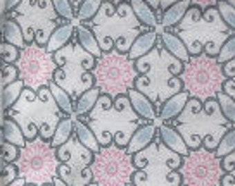 Fits 12X18, 14X20 Pillow, Made to Order Toddler Travel Cotton Flannel Pillowcase, Pink, Blue, Pastel, Floral, Cover, Small Case, Decorative