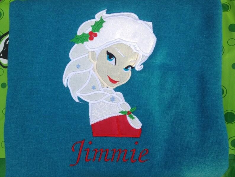 Disney Frozen Christmas Olaf Smile Sudadera para Hombre