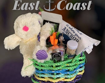 East Coast Gift Basket- Easter