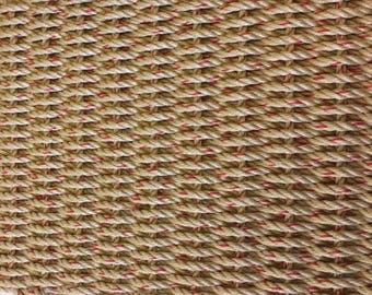 Hand Woven Rope Mat Natural